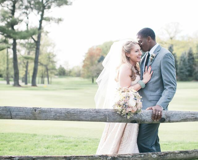 A Southern Inspired Wedding In Cleveland OH