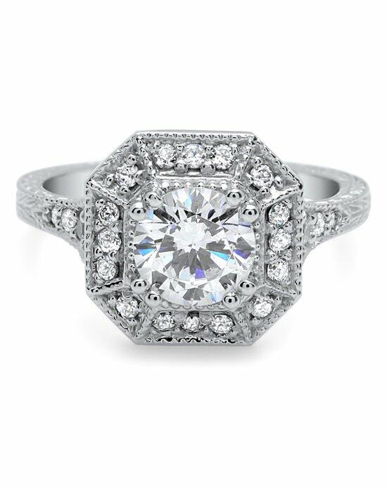 Timeless Designs R1494 Engagement Ring photo