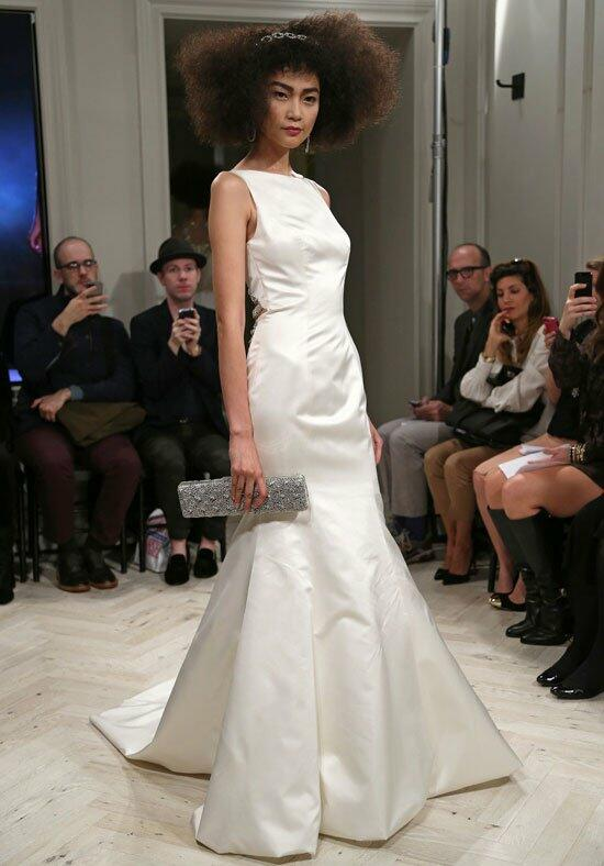 Badgley Mischka Bride Rita Wedding Dress photo