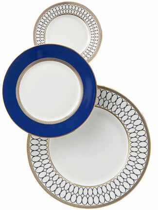 Wedgwood Renaissance Gold Collection at Macy's