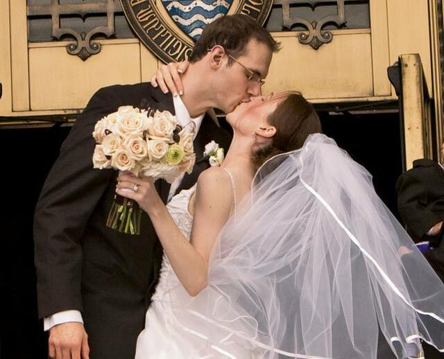 Ashley Mike A Modern Wedding In Minneapolis MN
