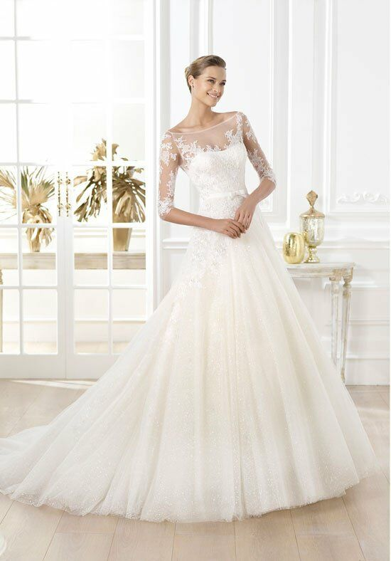PRONOVIAS Lavens Wedding Dress photo