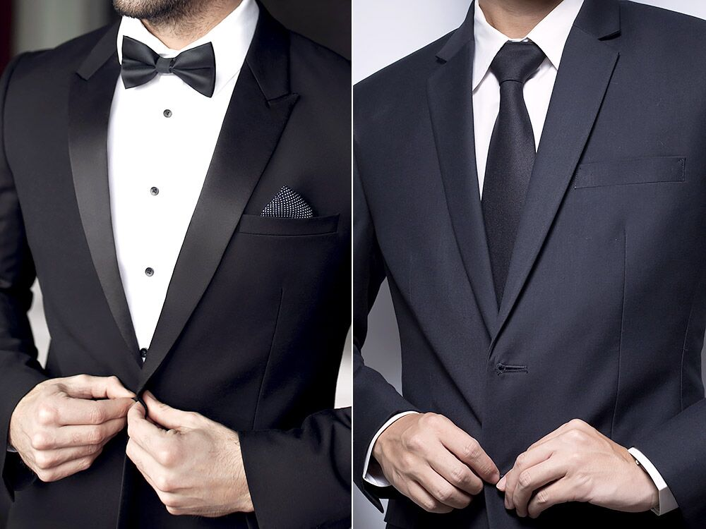 Tuxedo Vs Suit What Is The Difference