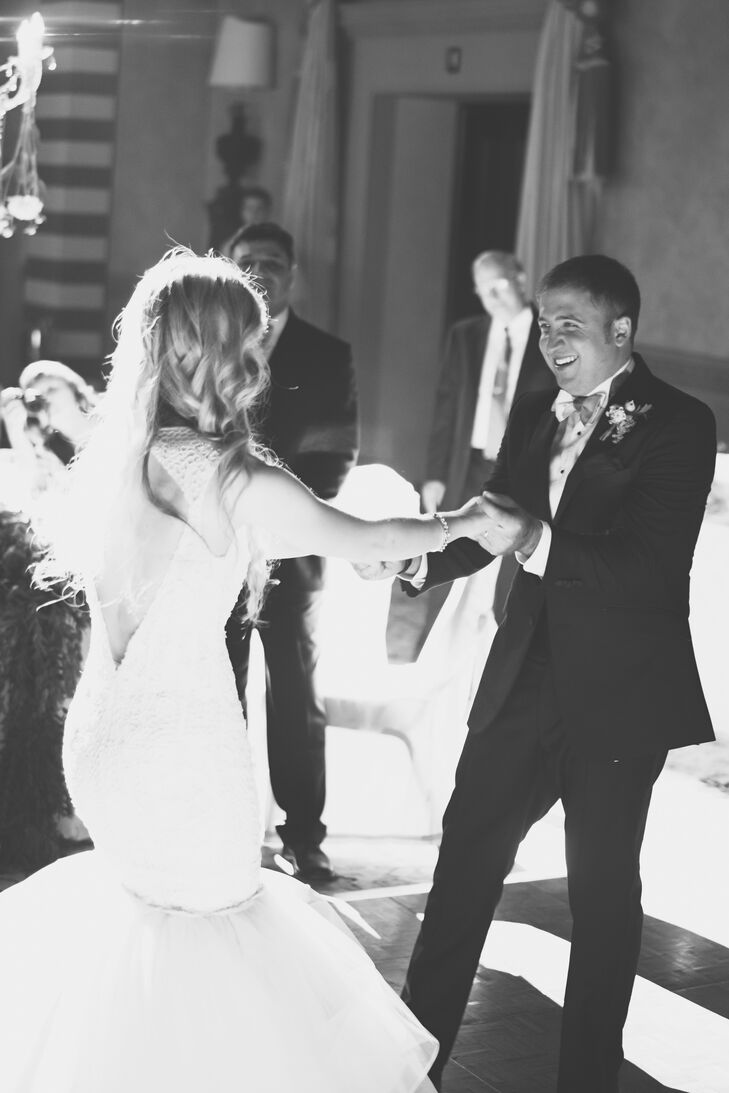 First Dance at Four Seasons Conventino Ballroom