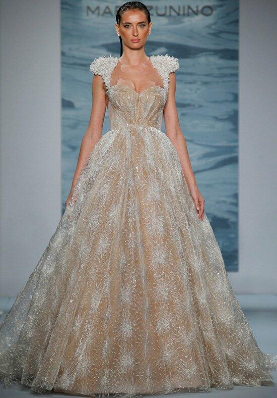 Mark Zunino for Kleinfeld 112 Wedding Dress photo