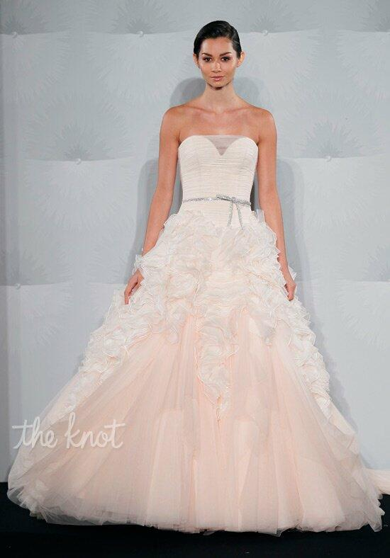 Mark Zunino for Kleinfeld 52 Wedding Dress photo