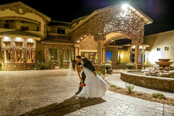 Wedding reception venues in phoenix az the knot for Affordable wedding venues in az