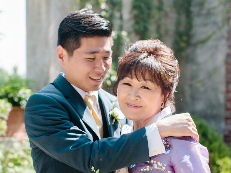 Tips for mother of the groom