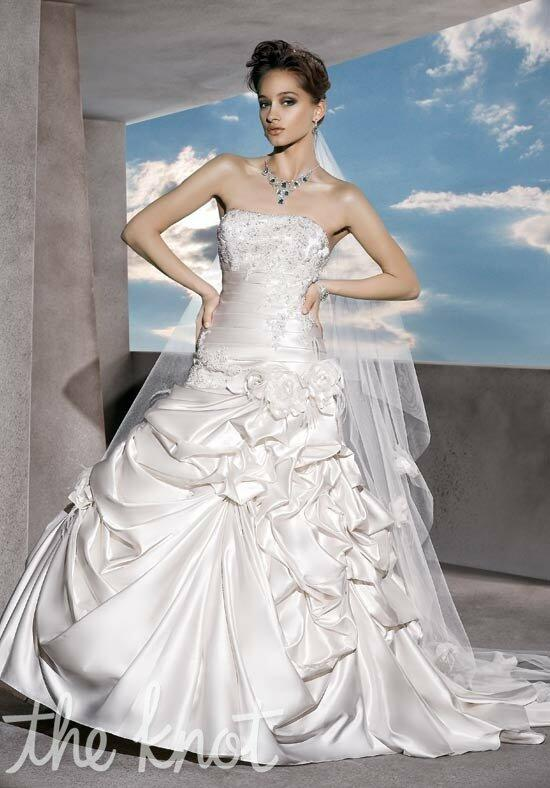 Demetrios 4292 Wedding Dress photo