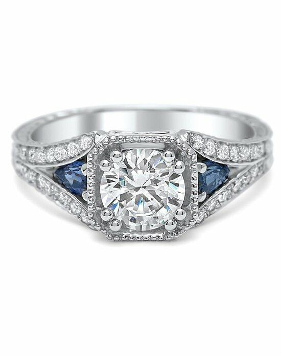 Timeless Designs R1484S Engagement Ring photo