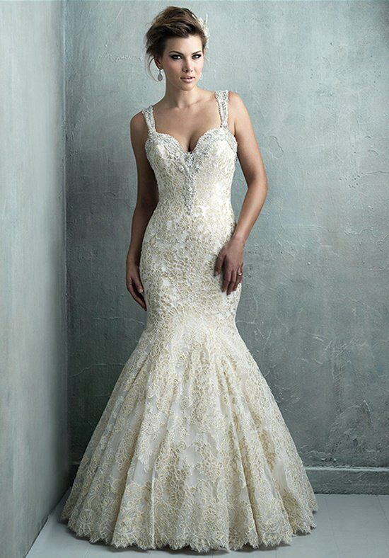 Allure Couture C325 Wedding Dress photo