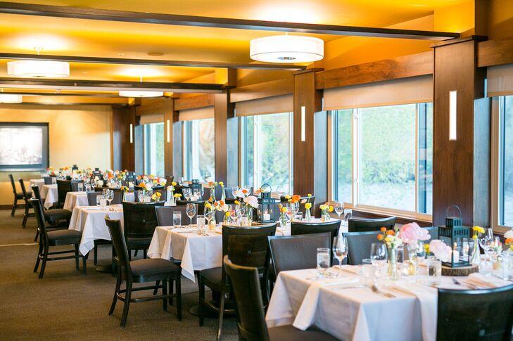 Aurum Food And Wine Wedding Reception