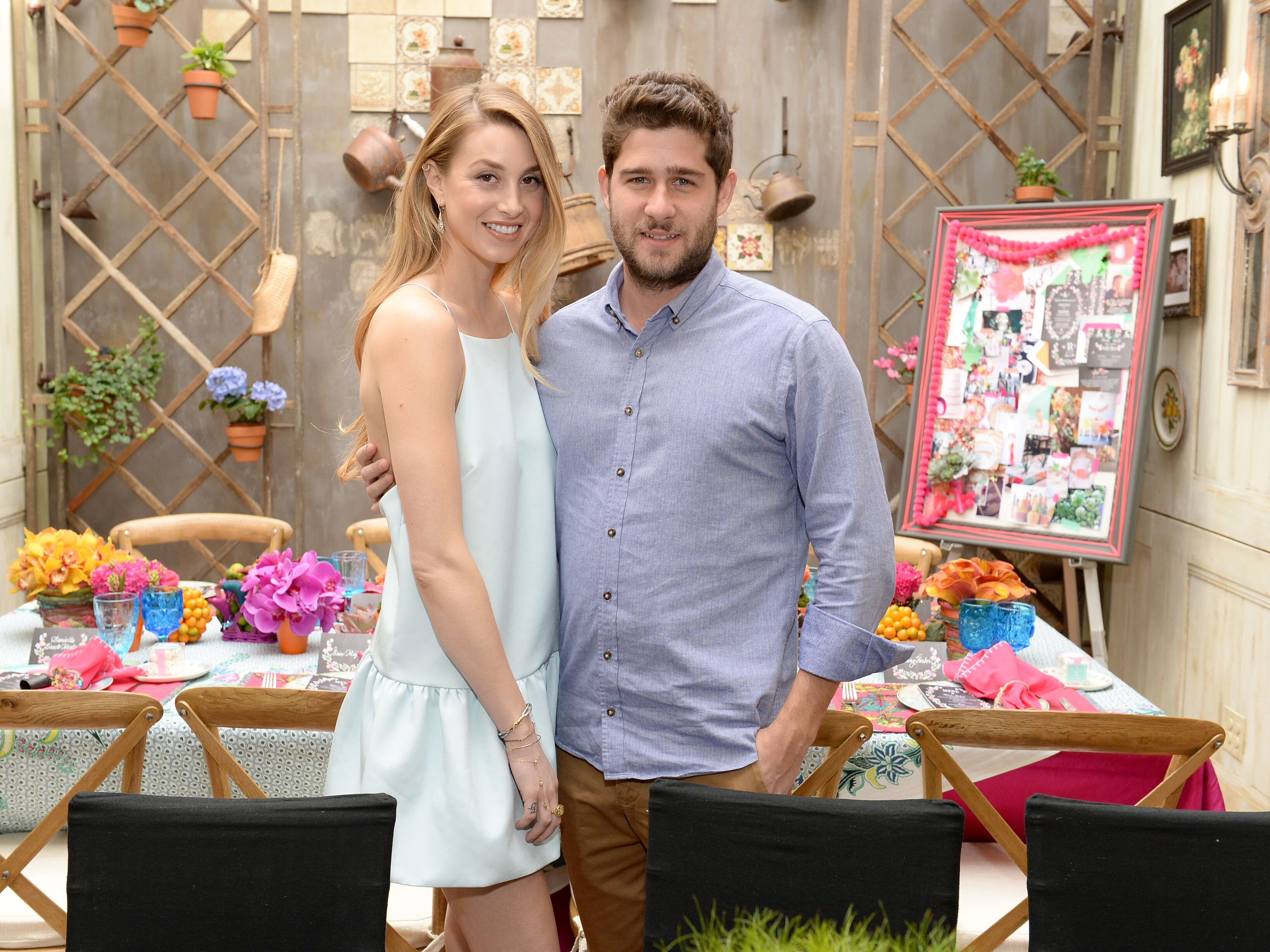 Whitney Port And Tim Rosenman Are Married
