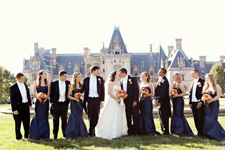 Biltmore house wedding pictures