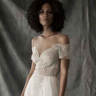 Francesca Miranda Fall 2019 Bridal Collection