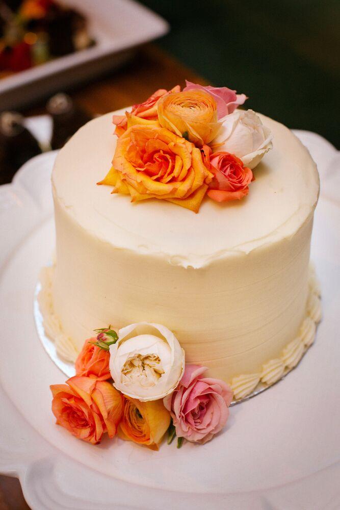 Gluten Free Wedding Cake San Francisco