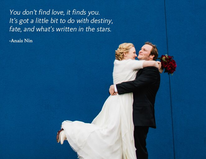 10 quotes from authors to for your vows the knot