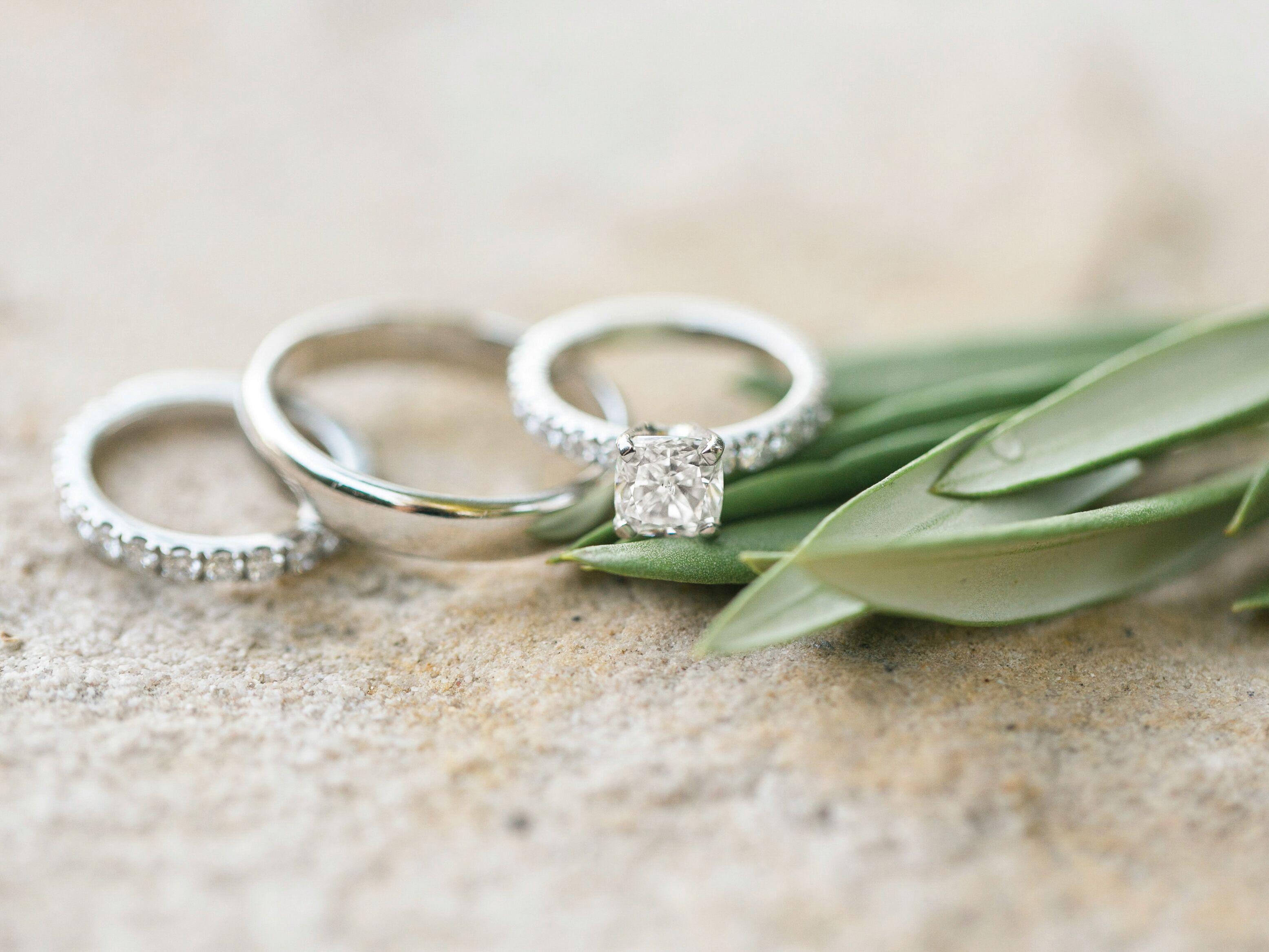 We've Got the Answers To All Your Wedding Ring Questions