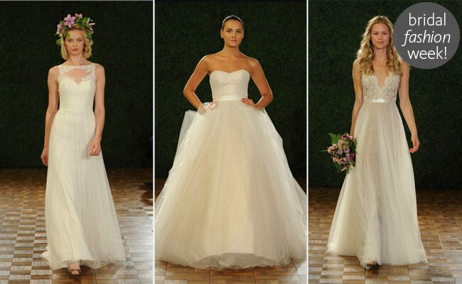 Watters Spring 2015 Wedding Dresses