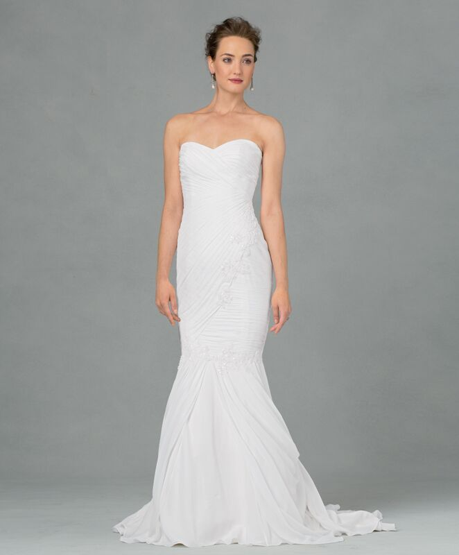 The Best Wedding Dress for Your Body Type
