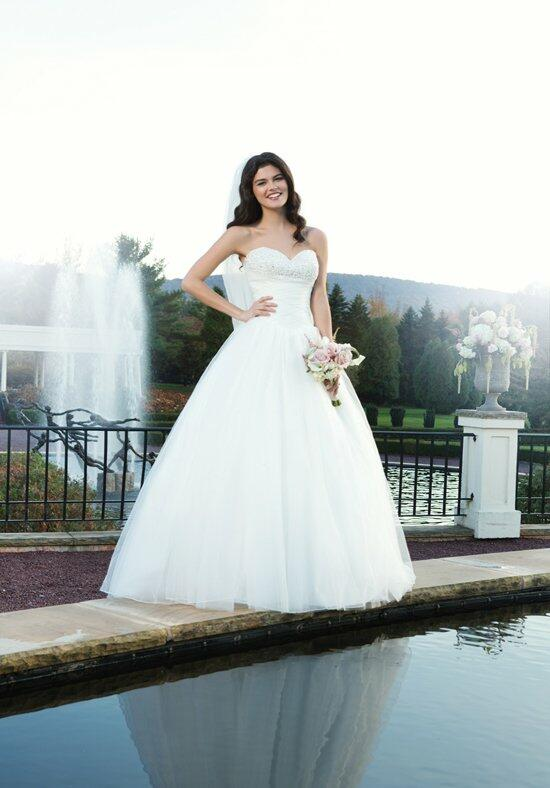 Sincerity Bridal 3752 Wedding Dress photo