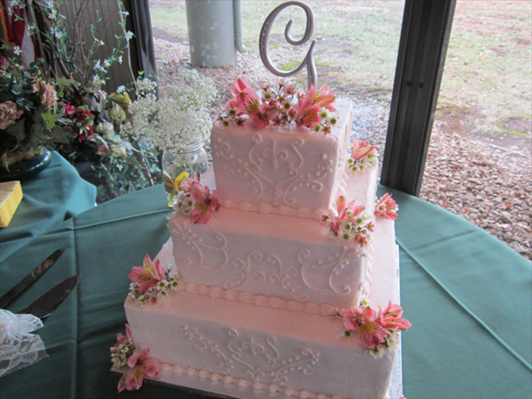 Wedding Cakes in Kansas City
