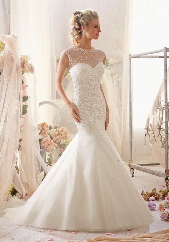 Mori Lee by Madeline Gardner 2603 Wedding Dress photo