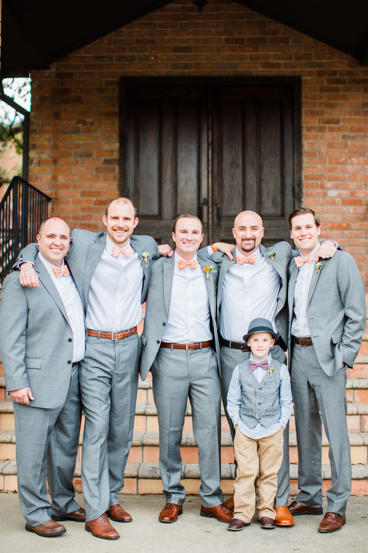 Rustic Wedding Bow Ties