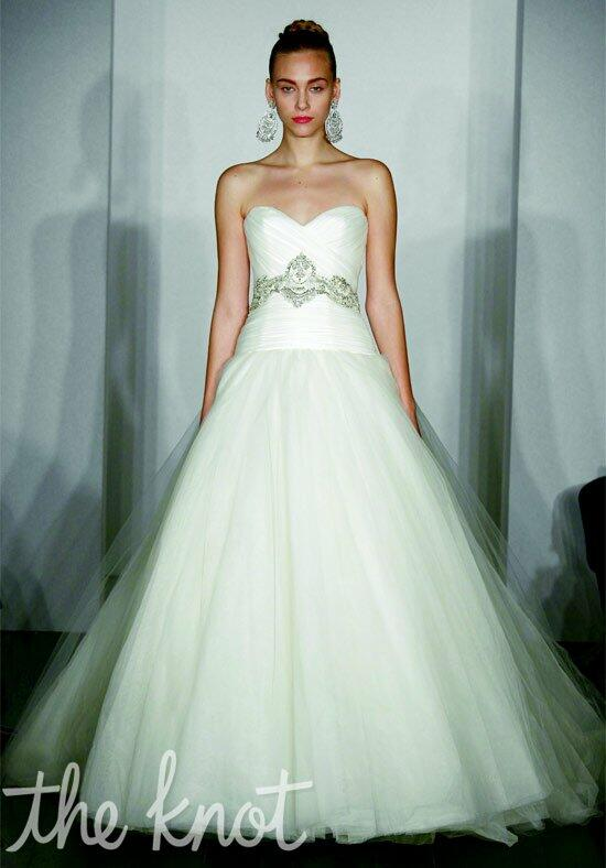 Kenneth Pool Joyous Wedding Dress photo