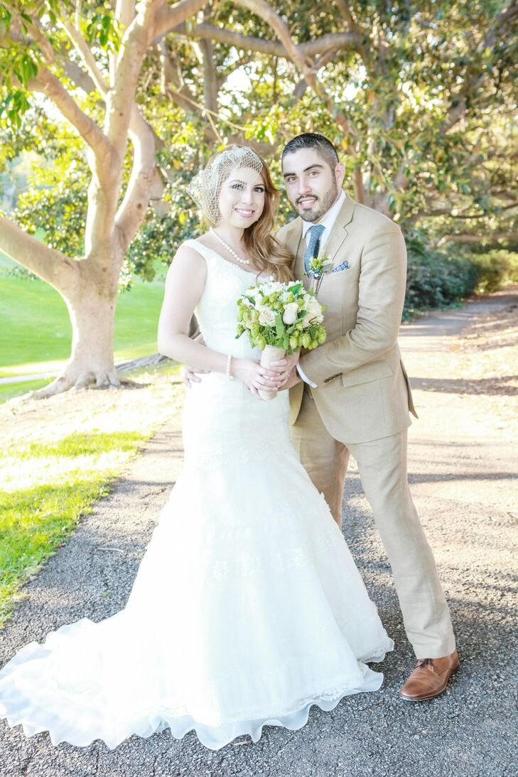 A Craft-Brewery-Themed Wedding at Los Angeles Harbor Masonic Lodges ...