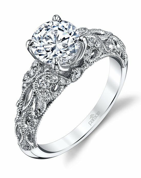 Parade Design Style R3511 from the Hera Collection Engagement Ring photo