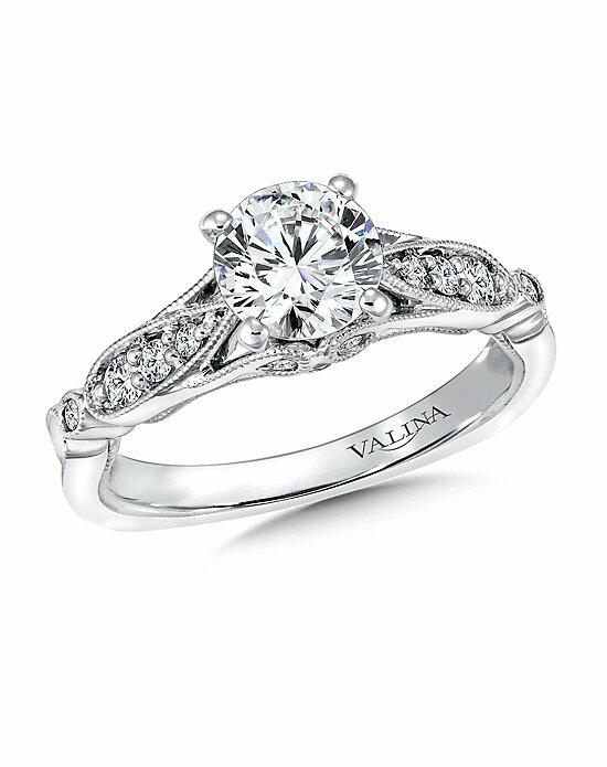 Valina R9444W Engagement Ring photo