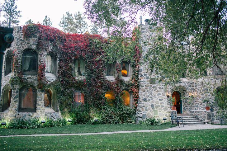 Castle Wedding Venues: Dunafon Castle In Idledale, Colorado, Wedding Venue