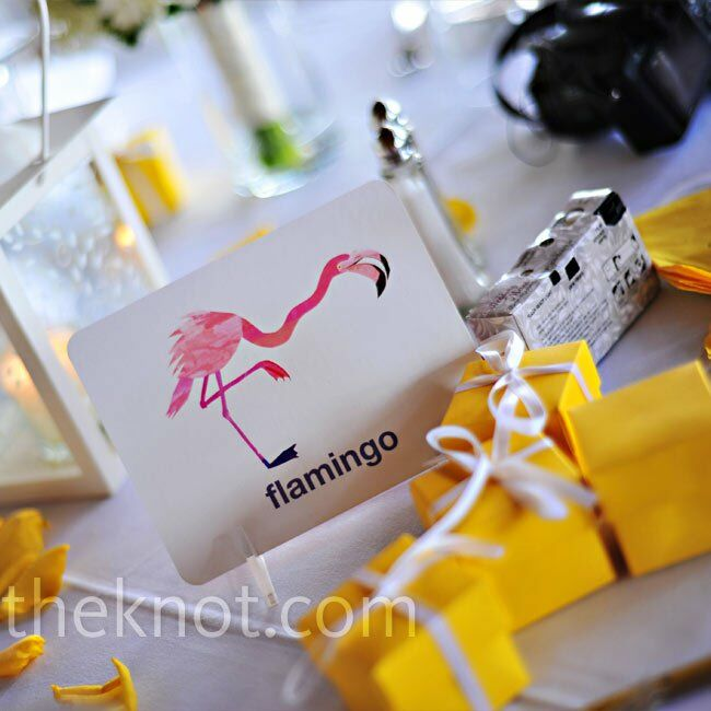 Yellow Boxed Favors