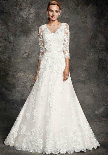 Ella Rosa BE273 Wedding Dress photo