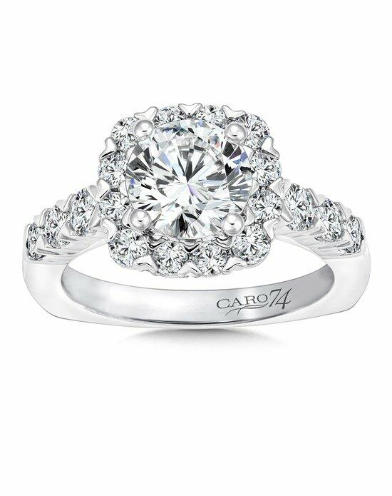 Caro 74 CR670W Engagement Ring photo