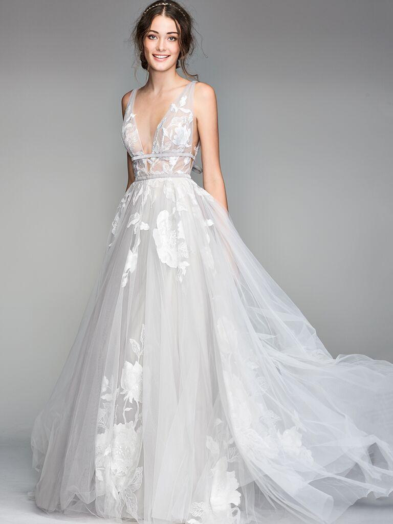 Watters wedding dress 2018 plus