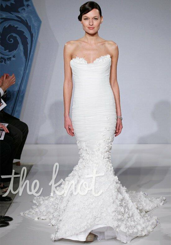 Mark Zunino for Kleinfeld 1207 Wedding Dress photo