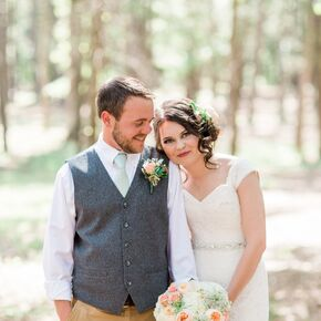 Rustic wedding dresses sleepy hollow wedding in arkansas junglespirit Choice Image