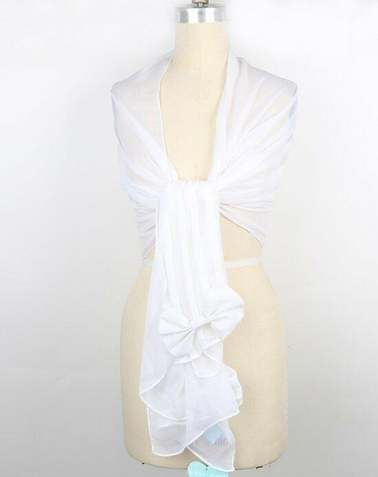 Blue by Betsey Johnson BL10100 white Wedding Wraps photo