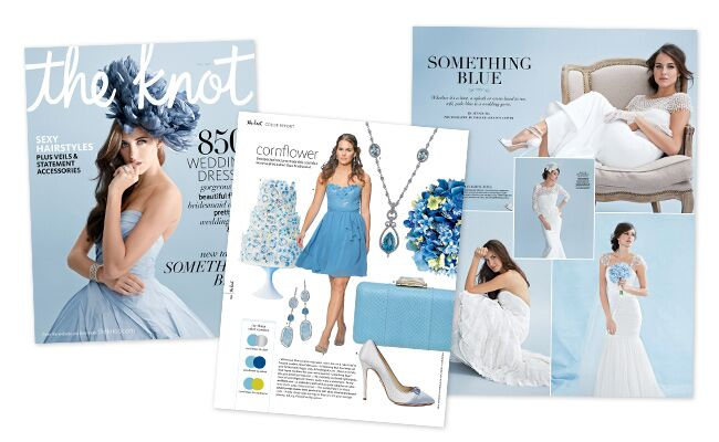 Highlights From The Knot Weddings Magazine Fall 2013