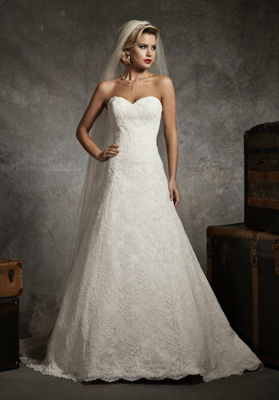Justin alexander 8627 wedding dress the knot for Wedding dresses the knot