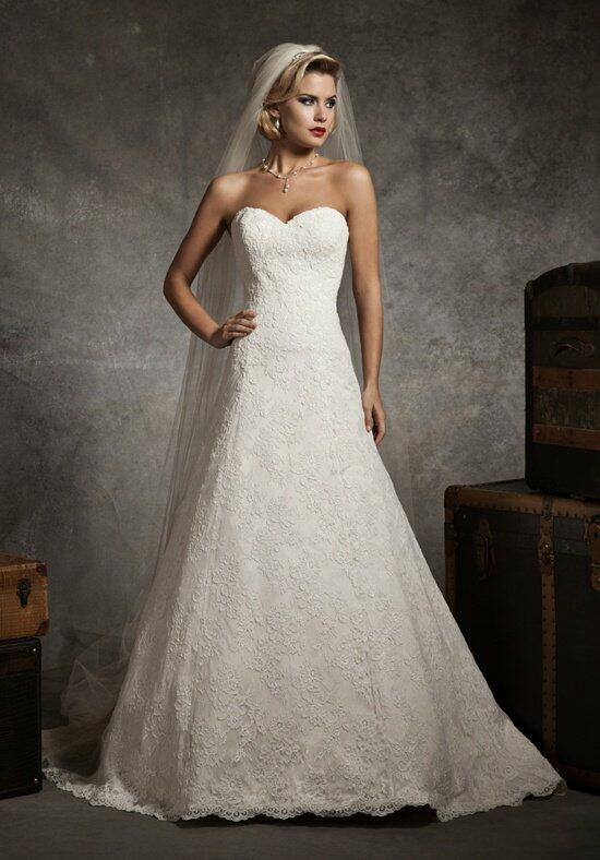 Justin Alexander 8627 Wedding Dress photo