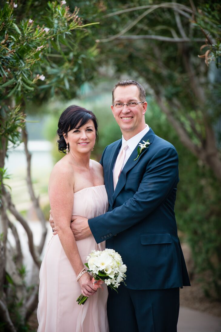 An Intimate Wedding At Copperwynd Resort And Club In Fountain Hills Arizona