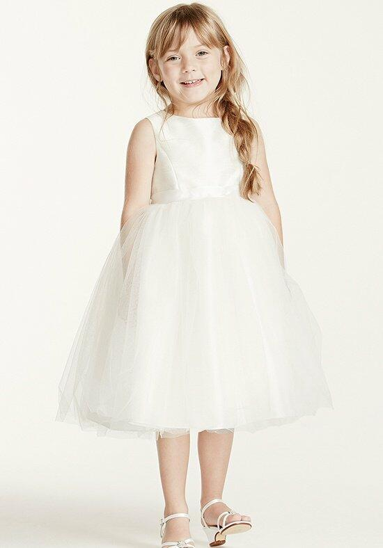 David's Bridal Juniors OP218 Flower Girl Dress photo