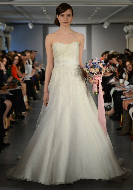 Ines Di Santo Lilbelle Wedding Dress photo