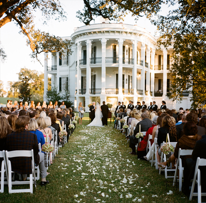 Wedding reception venues in new orleans la the knot Places to have a fall wedding
