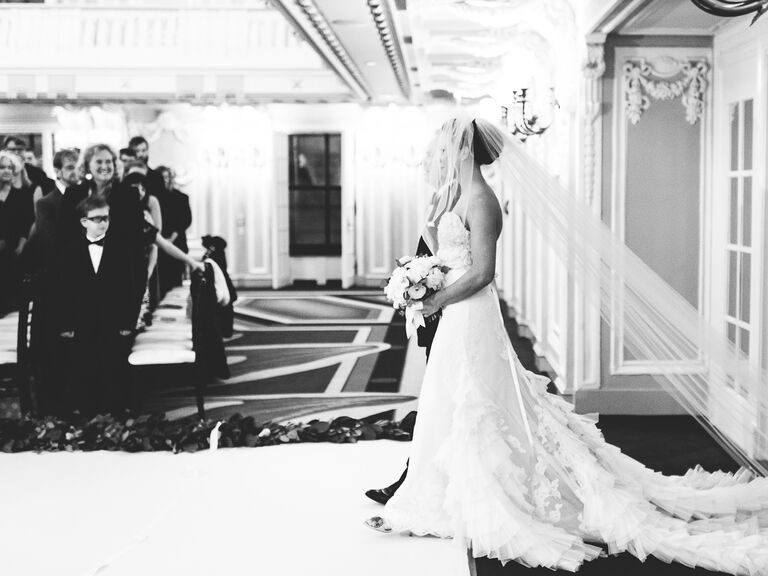 35 Wedding Ceremony Processional Songs