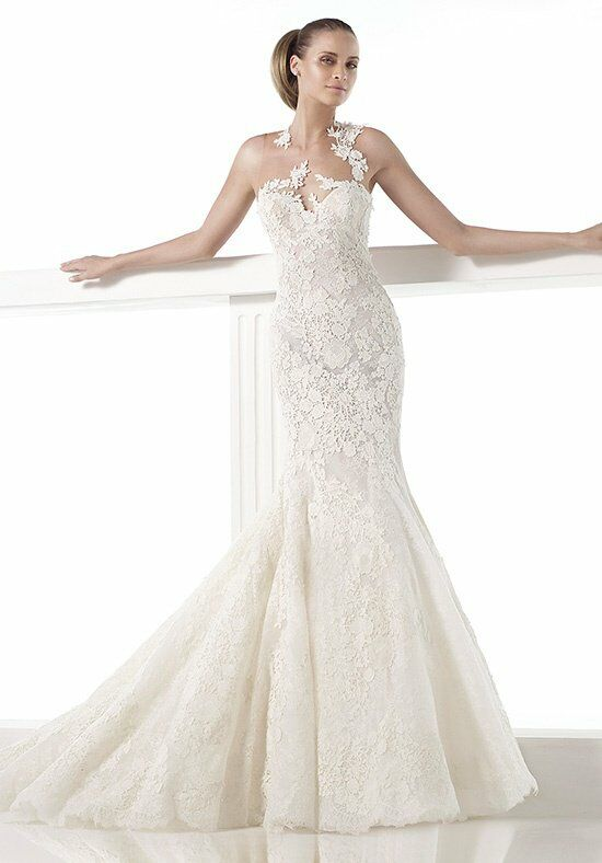 PRONOVIAS Carezza Wedding Dress photo
