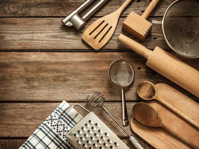 Five Basic Kitchen Layouts: 5 Basic Cooking Techniques